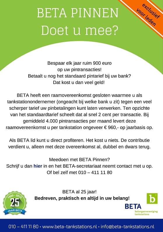 BETA Pin 2