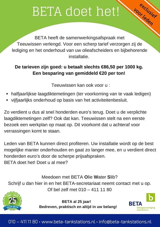 BETA OWS 2